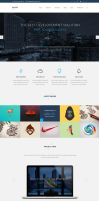 Snaps - Creative PSD Template by KL-Webmedia