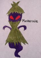 Fakemon: Maskerade by Brawl483