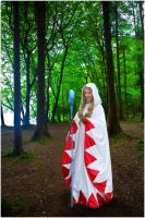 White Mage - FF Tactics by Anathiell