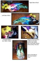 Details of The Horse's Head by Shadsie