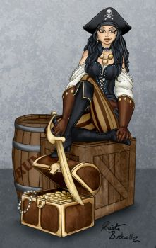 Plunder by PookaWitch