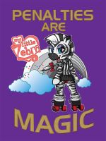 My Little Zebra - Penalties are magic by channandeller