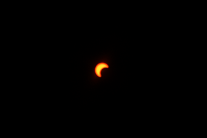 May 20 2012 Partial Eclipse 1 by AstroBrandt