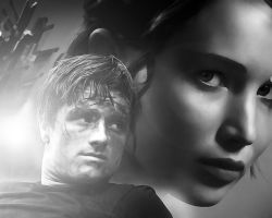 The Hunger Games. Katniss and Peeta 6 by StalkerAE