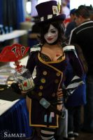 Sci Fi Expo: Mad Moxxi 3 by Enasni-V