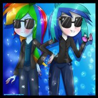 -We are SWAG- by AlbitaDashie