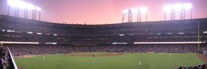 AT and T Park Panorama 5 by kkworker