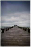 Wet Pier by PSRADICH