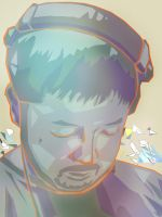 Nujabes by IgnorantInReality