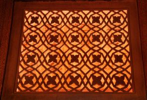 Fatehpur Sikri interior 3 by wildplaces