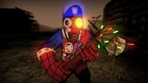 Erich the SpiderPyro 2 by ErichGrooms3