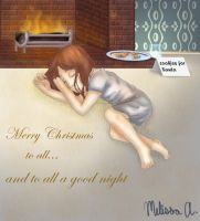 Merry Christmas to All by Melissasangel