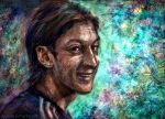 Happy Birthday Mesut Ozil by jesterry