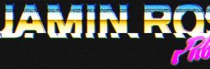 Benjamin Rose Photography - 1980s VHS logo by DOOMGUY1001