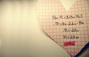 Lovely math by Alicss