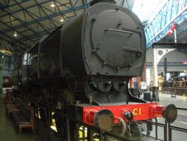 Southern Railway 0-6-0 C1 by rlkitterman