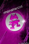 MonsterCat iPhone / iPod Wallpaper by Elementalx7