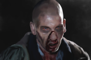 Walking Dead  - Shane by ArchXAngel20
