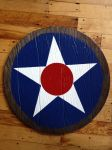 U.S. Roundel by Numarch
