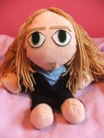 Tim Minchin, bedroom buddy by angry-feet