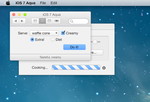 iOS 7 Mac Theme for Flavours: iOS 7 Aqua by ccard3dev