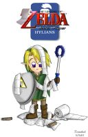 The Legend of Zelda: TP by ZerachielAmora