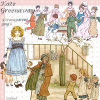 Victorian children by libidules