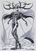 Hela by MichaelDooney