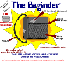 The Baginder by TheMinx