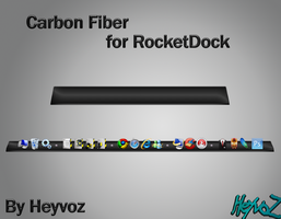 Carbon Fiber by Heyvoz