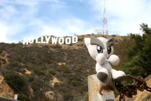 Hollywood Sign by deviantWEAR