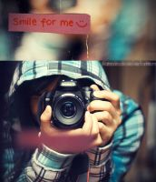 Smile for me by katrinarcotic