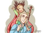 Carnival in Mirkwood by Miyucchi