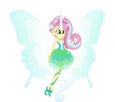 Clap your hands! ( Daydream Fluttershy ) by Orin331