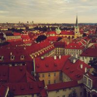 Prague by LisbethFleur