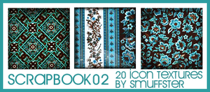 Scrapbook textures v2 by smuffster