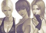 Dead or Alive 5 by leaf98k