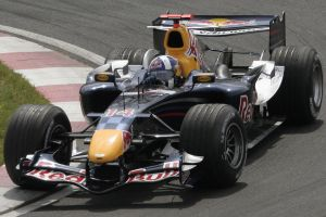F1 Friday: David Coulthard by Calzinger