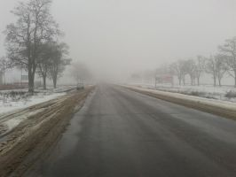 Road to Silent Hill by Airon35TX