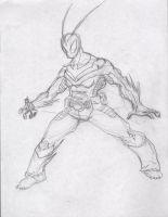 Mandible sketch 500watts by Mysterious-Flame