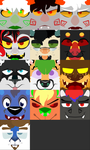 $5 Icons by KingGigabyte