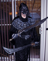 The DarkLord Rises!!! Happy Halloween by rioluknight888