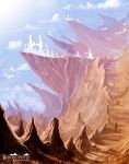 To the kingdom of cliffs by Syntetyc