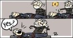 The Witcher 3, doodles 134 by Ayej