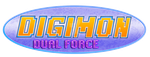 Digimon Dual Force Logo by Taurustiger86