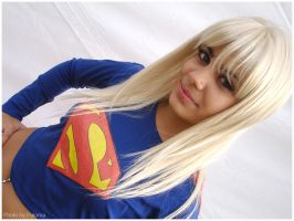 Super Girl Cosplay by palchan