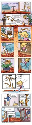 Hobbes and Bacon 4 by Phill-Art