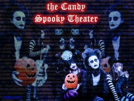 The Candy Spooky Theater by Bellacrix