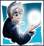 Rise of the Guardians: Jack Frost by SouL00020