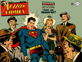 Action Comics 113 by Superman8193